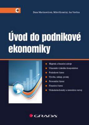 Obrázok Úvod do podnikové ekonomiky