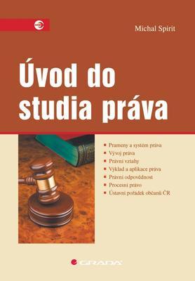 Obrázok Úvod do studia práva