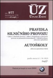 Obrázok ÚZ 977 Pravidla silničního