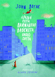 Obrázok Úžasná cesta Barnabyho Brocketa okolo sveta