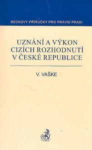 Obrázok Uznání a výkon cizích rozhodnutí v České republice