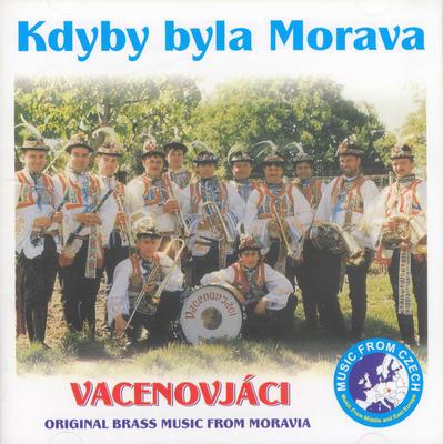Obrázok Vacenovjáci kdybych byla Morava