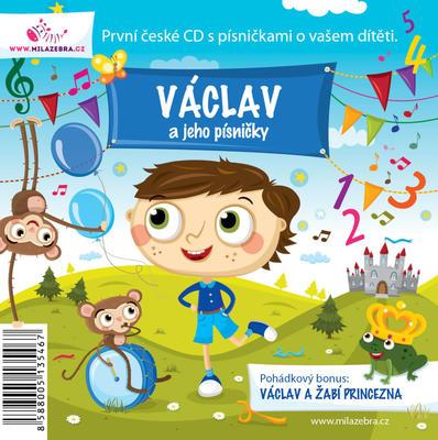 Obrázok Václav a jeho písničky