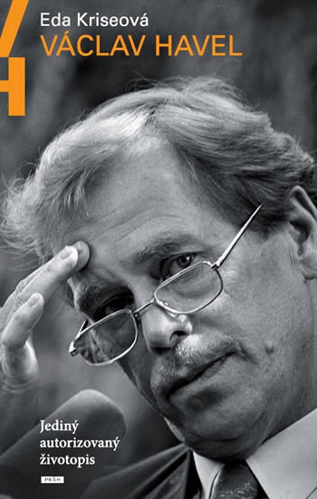 Václav Havel - Eda Kriseová