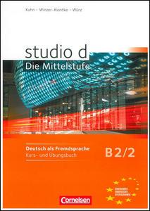 Obrázok Studio d B2/2 Učebnice
