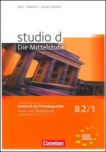 Obrázok Studio d B2/1 Učebnice