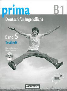 Obrázok Prima B1 Testy + CD