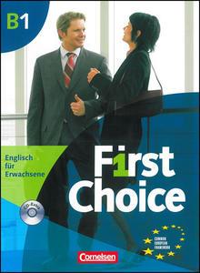 Obrázok First Choice B1 Učebnice