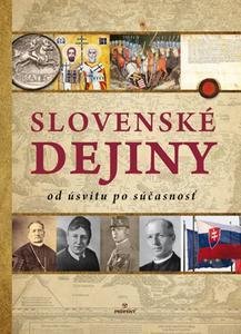 Obrázok Slovenské dejiny od úsvitu po súčasnosť