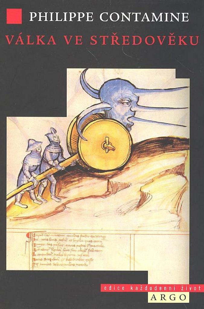 Válka ve středověku - Philippe Contamine
