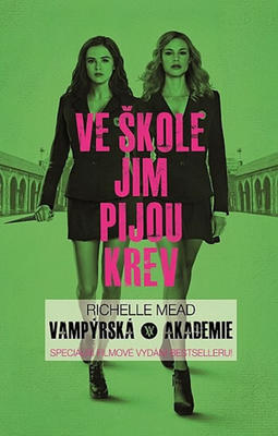Obrázok Vampýrská akademie 1 Filmové vydání