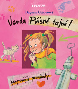 Obrázok Vanda Přísně tajné!