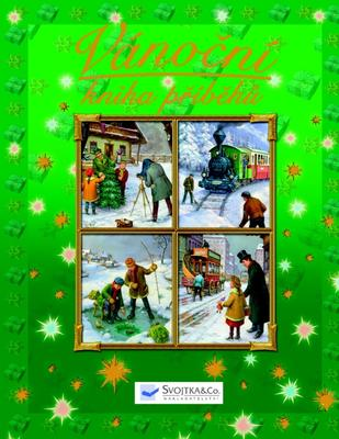 Obrázok Vánoční kniha příběhů