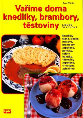 Obrázok Vaříme doma knedlíky, brambory, těstoviny