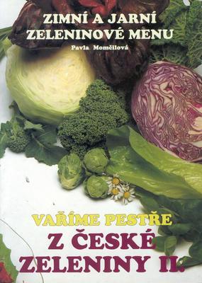 Obrázok Vaříme pestře z české zeleniny II.