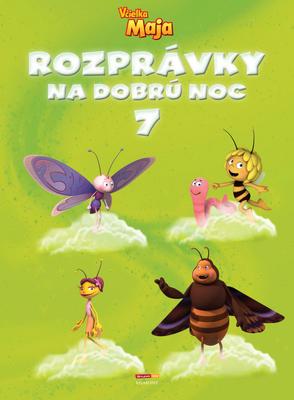 Obrázok Včielka Maja Rozprávky na dobrú noc 7