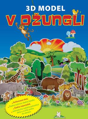 Obrázok V džungli 3D model