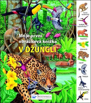 V džungli Moje první obrázková knížka
