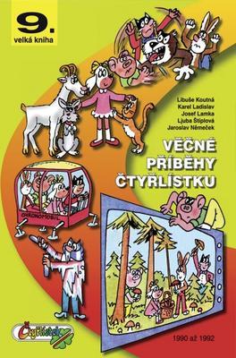 Obrázok Věčné příběhy čtyřlístku (9.velká kniha)