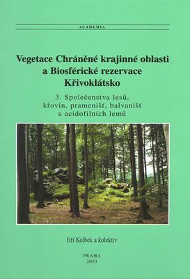 Obrázok Vegetace Chráněné krajinné oblasti a Biosférické rezervace Křivoklátsko