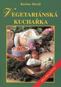 Obrázok Vegetariánská kuchařka