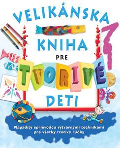 Obrázok Velikánska kniha pre tvorivé deti