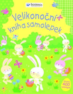 Obrázok Velikonoční kniha samolepek