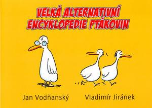 Obrázok Velká alternativní encyklopedie ptákovin