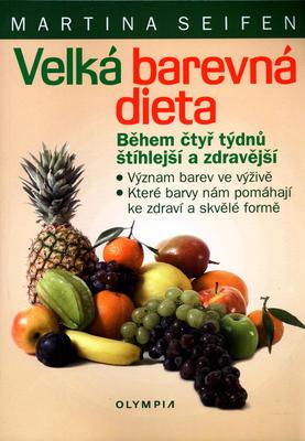 Obrázok Velká barevná dieta