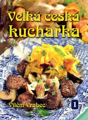 Obrázok Velká česká kuchařka 1