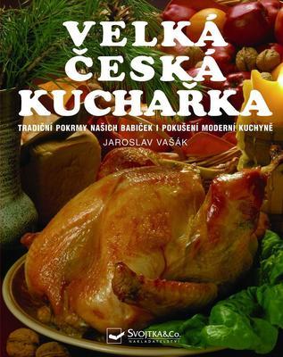 Obrázok Velká česká kuchařka