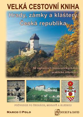 Obrázok Velká cestovní kniha  hrady,zámky a kláštery ČR