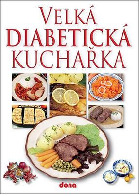 Obrázok Velká diabetická kuchařka