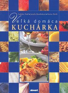 Obrázok Veľká domáca kuchárka