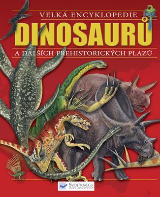 Obrázok Velká encyklopedie Dinosaurů a dalších prehistorických plazů