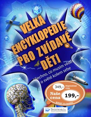 Obrázok Velká encyklopedie pro zvídavé děti