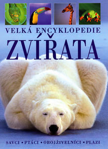 Obrázok Velká encyklopedie Zvířata