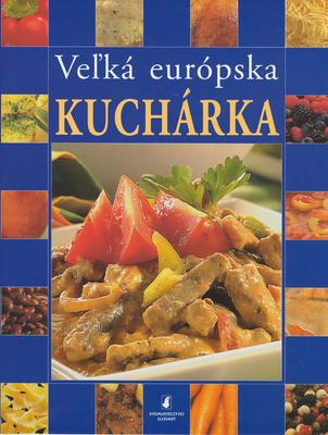Obrázok Veľká európska kuchárka