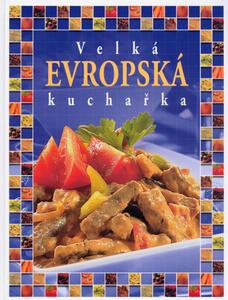 Obrázok Velká evropská kuchařka