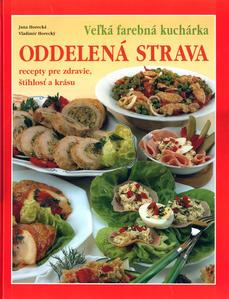 Obrázok Veľká farebná kuchárka Oddelená strava