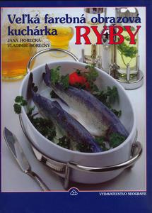 Obrázok Veľká farebná obrazová kuchárka Ryby