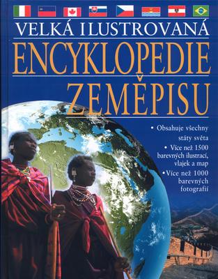 Obrázok Velká ilustrovaná encyklopedie zeměpisu