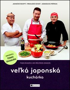 Obrázok Veľká japonská kuchárka