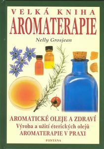 Obrázok Velká kniha aromaterapie