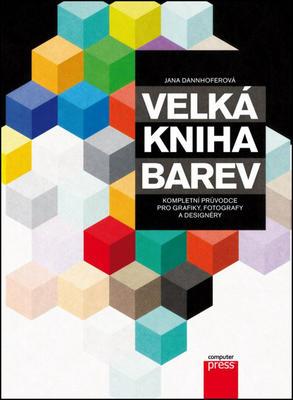 Obrázok Velká kniha barev