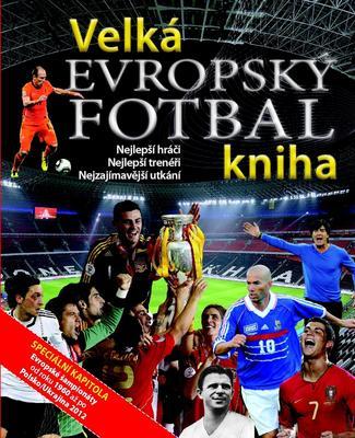 Obrázok Velká kniha evropský fotbal