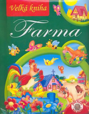 Obrázok Veľká kniha Farma