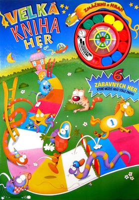 Obrázok Velká kniha her