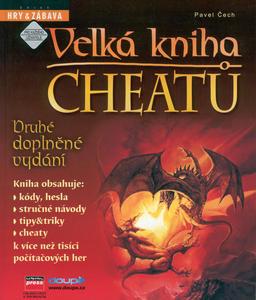 Obrázok Velká kniha cheatů