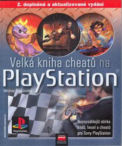 Obrázok Velká kniha cheatů na PlayStation